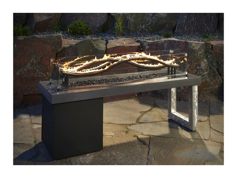 THE WAVE FIRE PIT